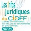 En savoir plus sur ... Infos Juridiques du CIDFF